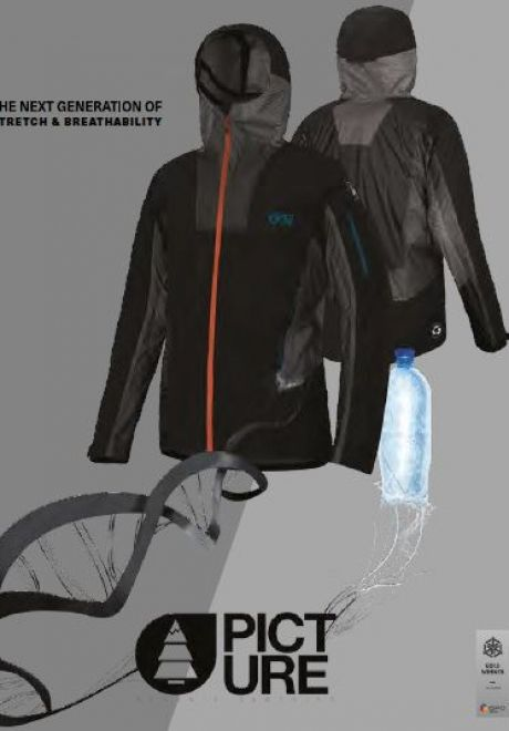 Picture Effect Jacket